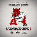 RazorBack Grind 2 mixtape cover art