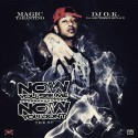 Young Magic - Now You See Me Now You Don't mixtape cover art