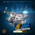Fast Money Cash - Late Juggs & Early Freestyles mixtape cover art