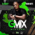 Kebo Gotti - The G Mix mixtape cover art