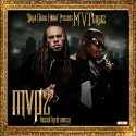 M.V Playaz - M.V.P 2 mixtape cover art