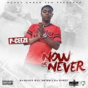 P Ceeze - Now Or Never mixtape cover art