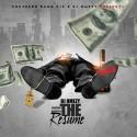 The Resume mixtape cover art