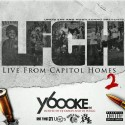 Yung Booke - Live From Capitol Homes 2 mixtape cover art