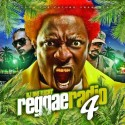 Reggae Radio 4 mixtape cover art