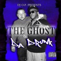 Da Ghost N Da Drunk mixtape cover art