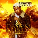 Flip Watson - One Man Army mixtape cover art