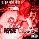 I Refuse To Lose mixtape cover art
