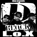 LOX - D-Block mixtape cover art