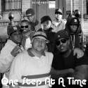One Step At A Time mixtape cover art