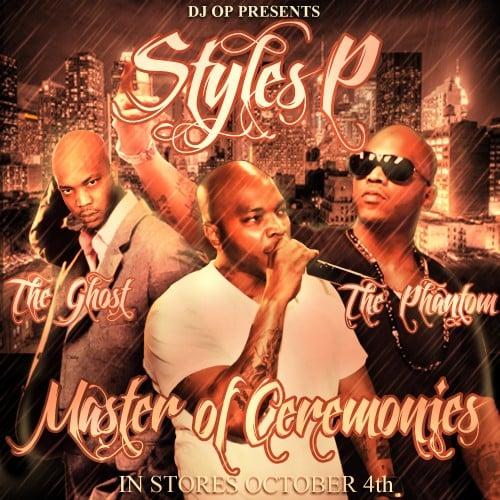 styles p master of ceromonies the mixtape