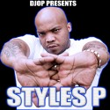 Styles P mixtape cover art