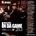 Welcome In Da Game 25.5 mixtape cover art