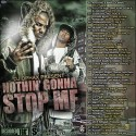 Nothin' Gonna Stop Me mixtape cover art