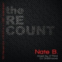 Nate B. - The Recount mixtape cover art