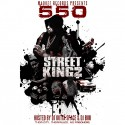 550 - Street Kingz mixtape cover art