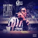 A.E. Jerz - Sit Down And Listen mixtape cover art