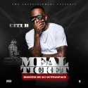 Citi B - Meal Ticket mixtape cover art