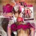 Ms. GoHam - Cunnilingus mixtape cover art