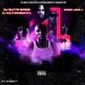 Space Jams 4 mixtape cover art