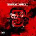 Space Jams 5 mixtape cover art