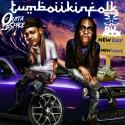 Tumboii & Kinfolk mixtape cover art