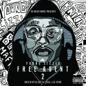 Young Sizzle - Free Agent 2 mixtape cover art