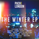 Pack London Winter EP mixtape cover art