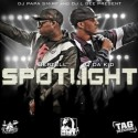 Bertell & Q Da Kid - Spotlight mixtape cover art