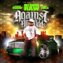 Blood Raw - Against All Odds mixtape cover art