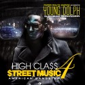 Young Dolph - High Class Street Music 4 (American Gangster) mixtape cover art