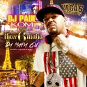 Vegas Nights (EDM Mixtape) mixtape cover art