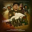The Art of War 4 (Hosted by Styles P & AZ) mixtape cover art