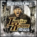 Styles P - Industry Xposure (Close to the Concrete) mixtape cover art