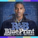 R&B Blueprint 2 (Trey Songz) mixtape cover art