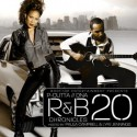 R&B Chronicles 20 (Hosted by Paula Campbell & Lyfe Jennings) mixtape cover art