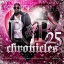 R&B Chronicles 25 mixtape cover art