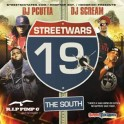 Street Wars 19 mixtape cover art