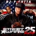 Street Wars 25 mixtape cover art