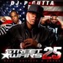 Street Wars 25 mixtape cover art