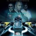Street Wars 29 (Tron) mixtape cover art