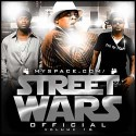 Street Wars Official 16 mixtape cover art