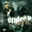 Styles P - Here's Why They Call Me The Ghost mixtape cover art