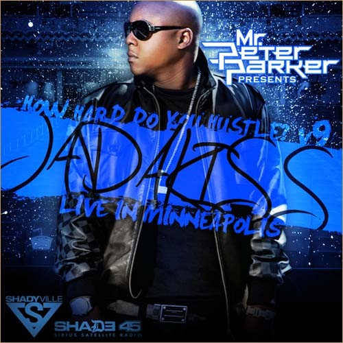 Jadakiss - How Hard Do You Hustle? 9 Live In Minneapolis Mixtape