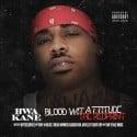 Breadwinner Kane - Blood Wit Attitude (The Redprint) mixtape cover art