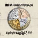 Da Boi Lay - Expensive Language 2 mixtape cover art