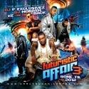 Futuristic Affair 3 (Gone Til 2012) mixtape cover art