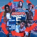Interstate Trappin 5 (Hosted By Rich The Kid & Skippa Da Flippa) mixtape cover art