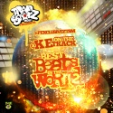 K.E. On The Track - Best Beats In The World 2 mixtape cover art
