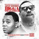 Kevin Gates & Bread Winner Kane - Ain't Nothin Bigga Than The B mixtape cover art
